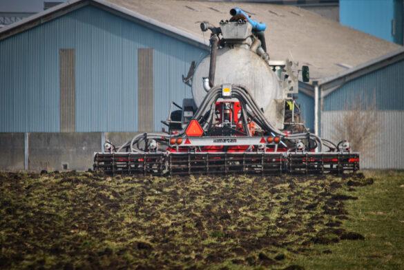 thyregod, kimadan, nedfælder, fieldmaster, sortjords nedfælder. black soil injector