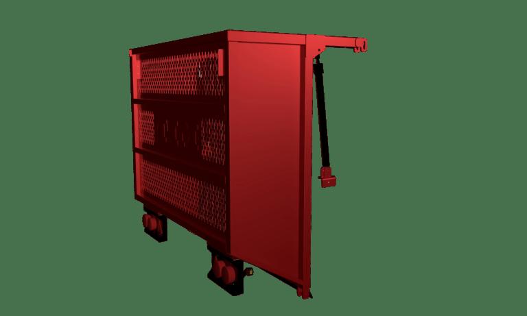 tim gsv forage wagon back gate