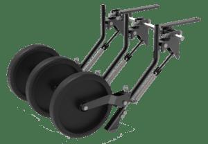 trv radrenser udstyr rækkesåningsudstyr
