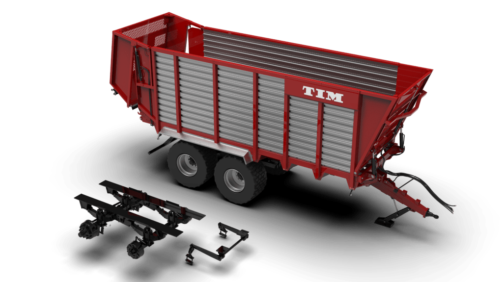 tim gsv forage wagon