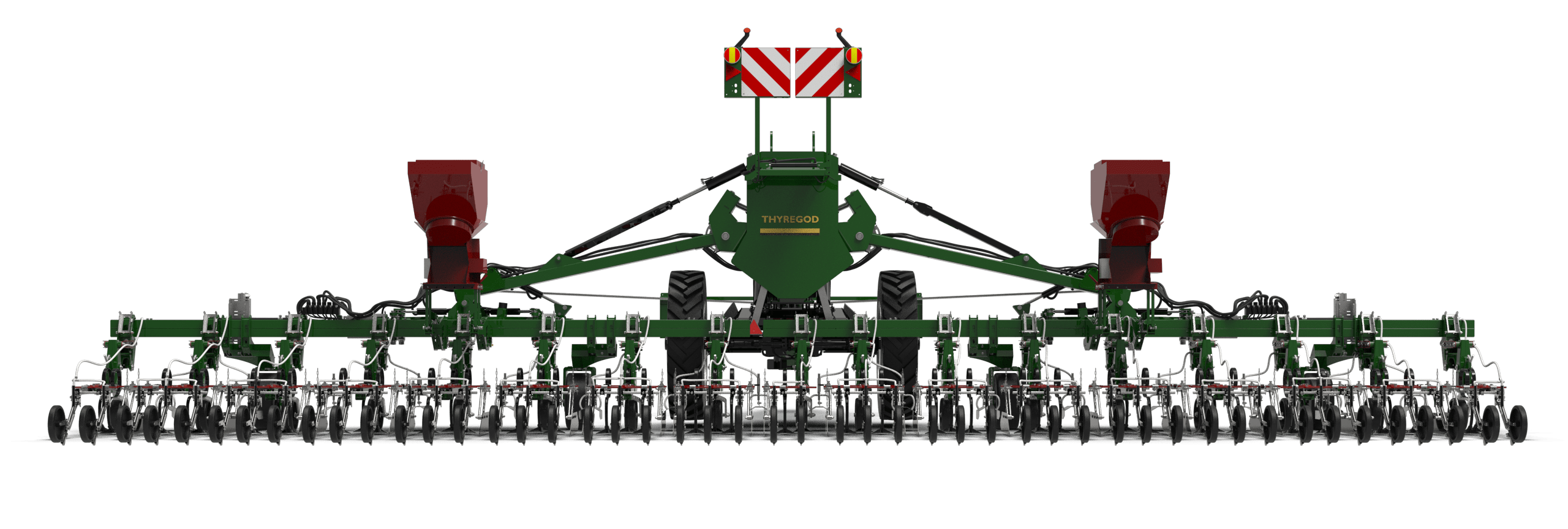 TRV Swingking radrenser med baandsprøojteudstyr